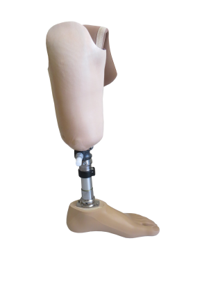 Blauzdos (žemiau kelio) protezas