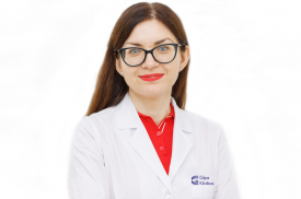 Gijos KLinikų kardiologė dr. Eglė Rumbinaitė