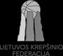 LKF logo pilkas