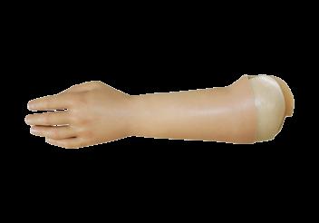 RP 1-8-1 Kompensuojami rankų protezai / Dilbio (žemiau alkūnės) protezas