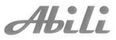 Abili logo pilkas