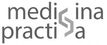 medicina practica logo pilkas